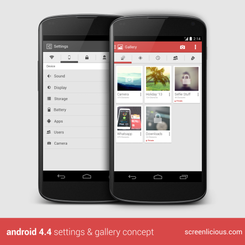 An Android 4.4 KitKat concept we could get behind