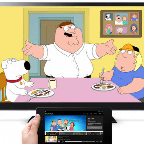 Hulu Plus integrates Chromecast support
