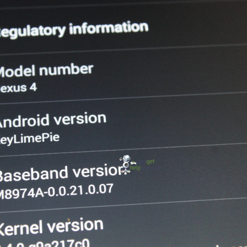 Alleged Android 4.4 KitKat screen grabs surface