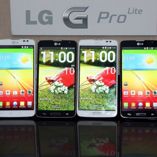 LG debuts G Pro Lite for international crowd