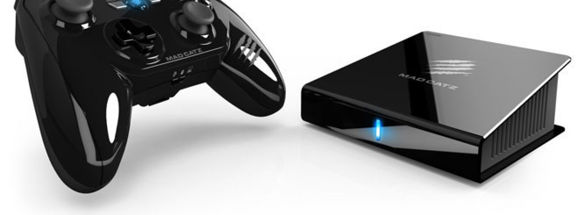 Mad Catz M.O.J.O. Android game console launches December 10th for $250