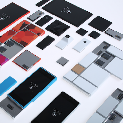 Motorola announces Project Ara, a custom modular smartphone initiative