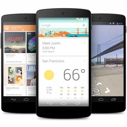 Sprint: Nexus 5 arrives November 8, will cost $149