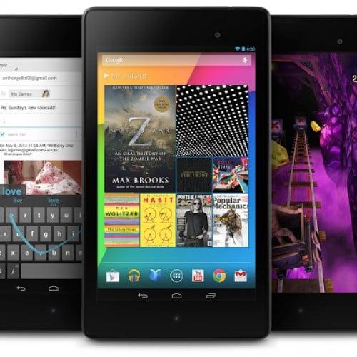 Android 4.3.1 update hitting Nexus 7 LTE