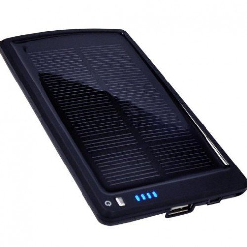 Opteka BP-SC4000 Ultra Thin Solar Powered High Capacity Backup Battery and Charger (75% OFF)