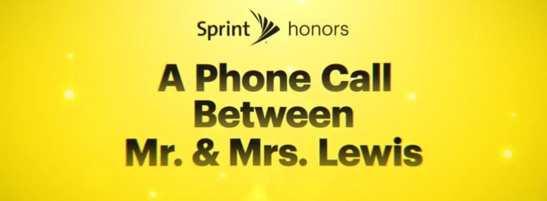 Sprint OneUp ad with James Earl Jones, Malcom McDowell