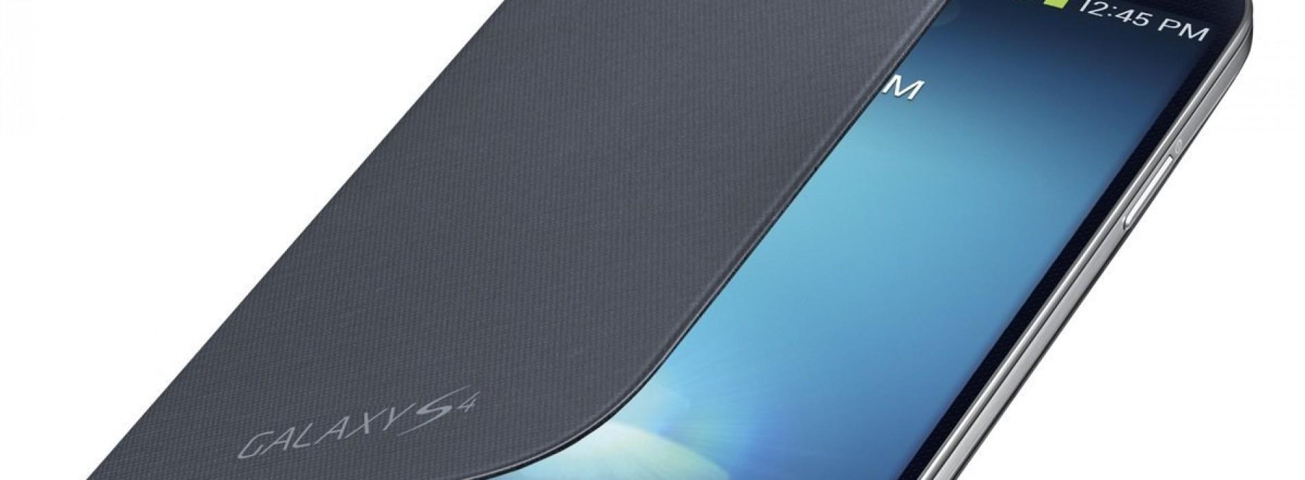 Samsung S-View Flip Cover Folio Case (83% OFF)