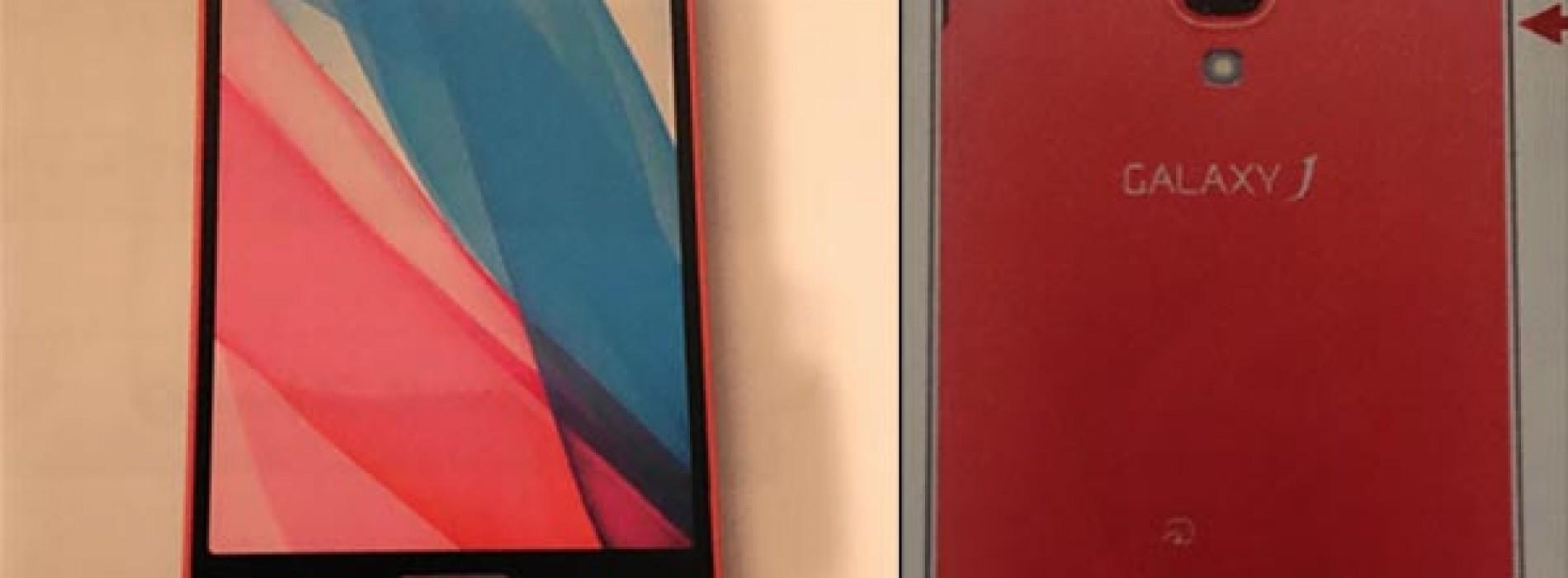 5-inch Samsung Galaxy J headed for Japan, leak indicates