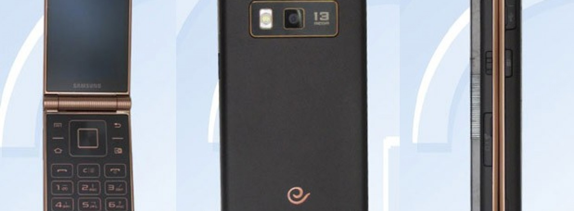 Samsung flip phone spied with unnecessary Snapdragon 800 CPU