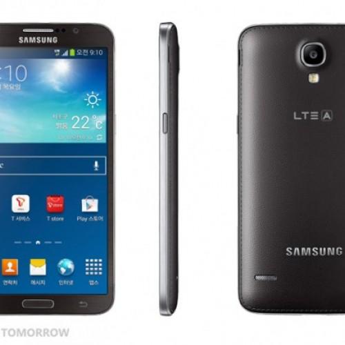 Samsung announces Galaxy Round for Korean market