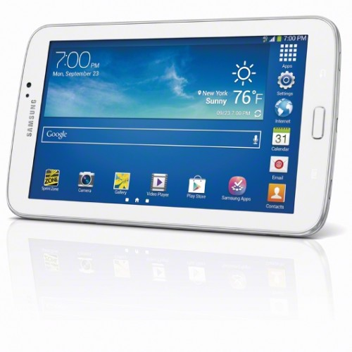 Sprint to carry Samsung Galaxy Tab 3 7.0 for $50