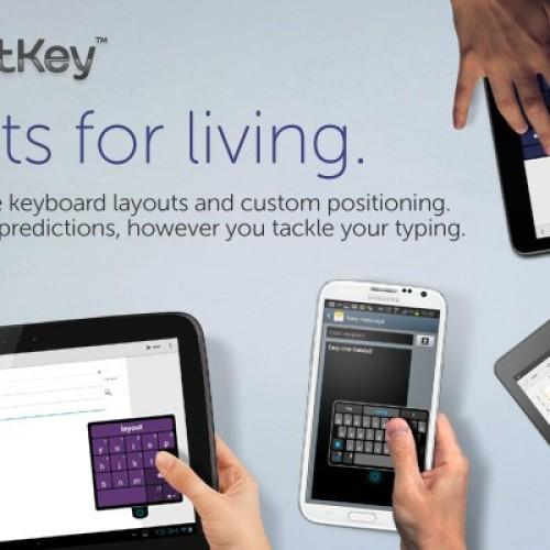 Swiftkey's latest beta keyboard lets users undock and use anywhere