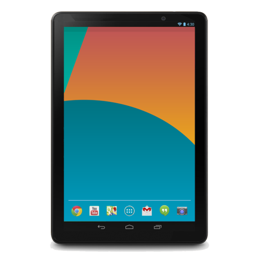 Updated Nexus 10 press render leaks?