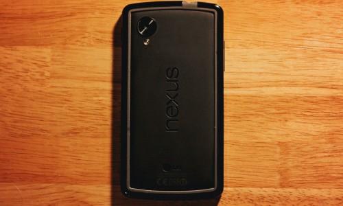 Poetic Borderline bumper for Nexus 5 review