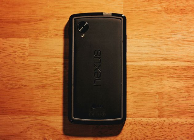 Poetic nexus 5 case