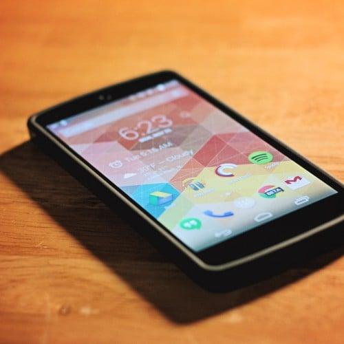 Nexus 5 Camera CPU bug fix coming soon