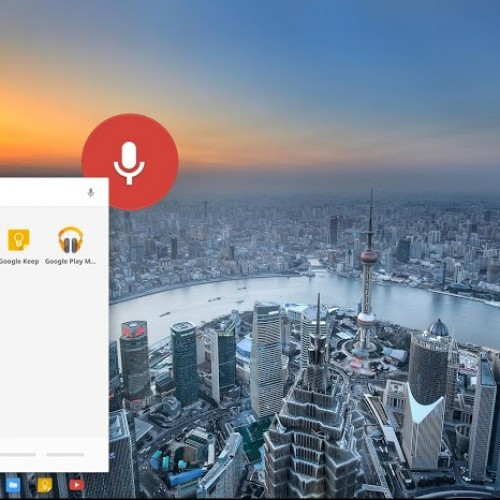 "Chrome OS getting Android 4.4 ""OK Google"" voice interaction"