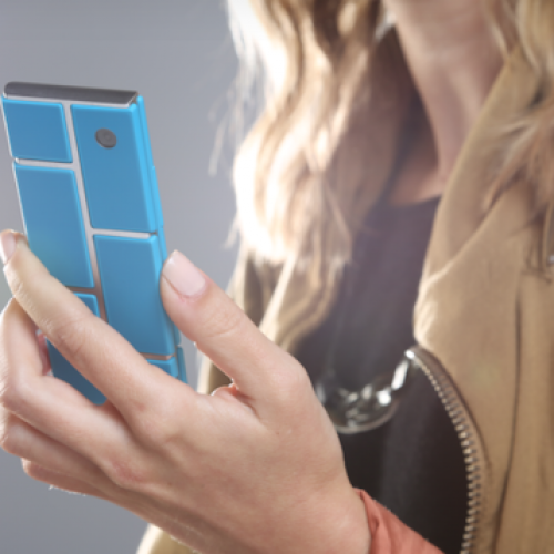 3D Systems Jumps Into Project Ara