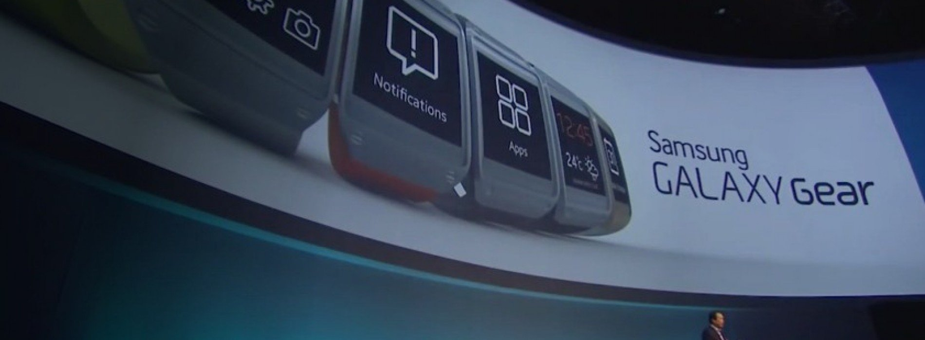 Samsung moves 800,000 Galaxy Gear smartwatches in first two months