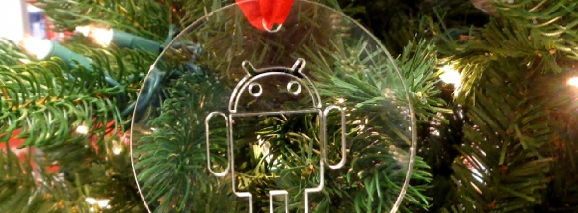 Deck your halls with an Android ornament from newPCgadgets