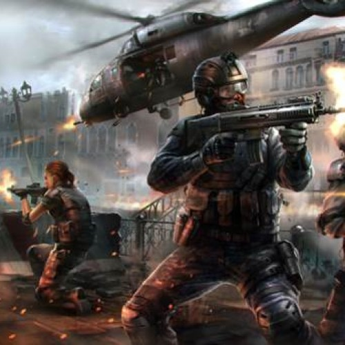 Gameloft will optimize Modern Combat 5 for MediaTek processors