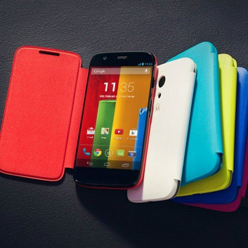 U.S. version of Moto G to launch with Android 4.4 – report