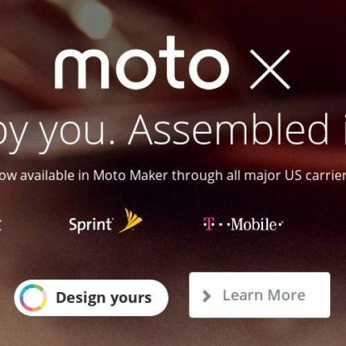 Moto Maker expands to Verizon, Sprint, and T-Mobile