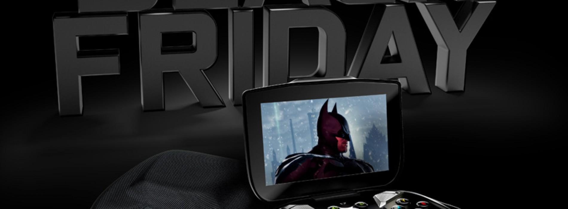 NVIDIA slashes $50 off Shield for Black Friday