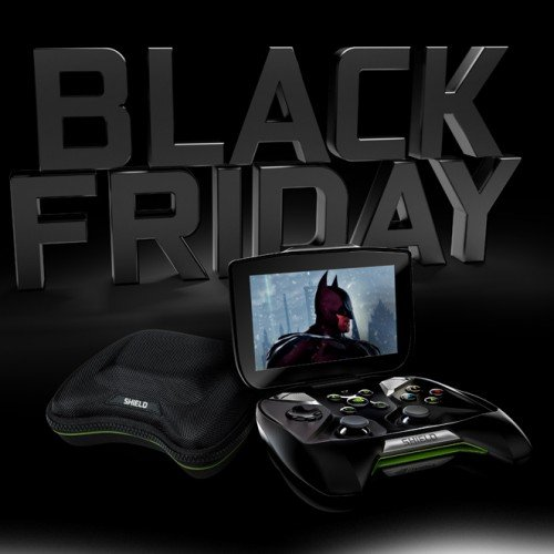 NVIDIA slashes $50 off Shield for Black Friday