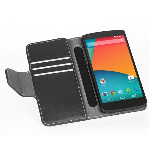 Poetic Slimbook Case for Google Nexus 5 for $3.95 (80% OFF)