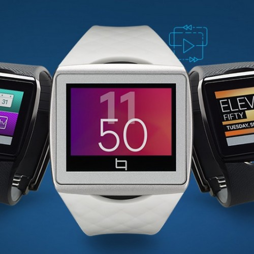 Qualcomm's Toq Smartwatch available from December 2