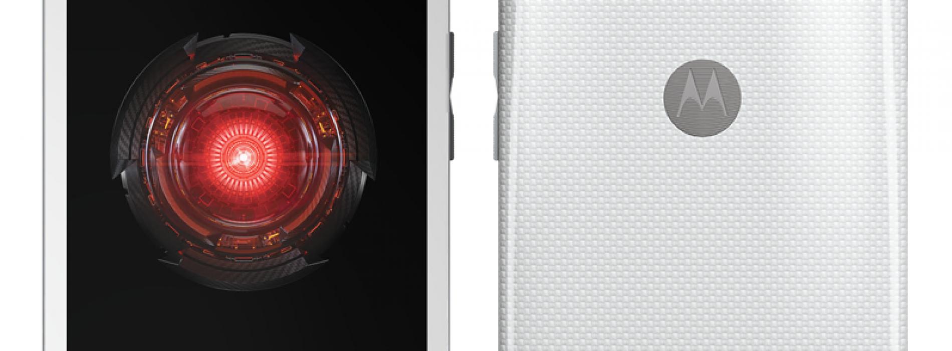 White versions of Motorola Droid Ultra, Droid Mini leaked for Verizon