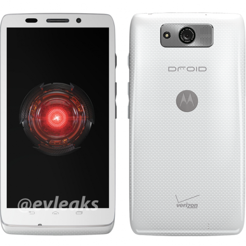 White versions of Motorola Droid Ultra, Droid Mini leaked for Verizon