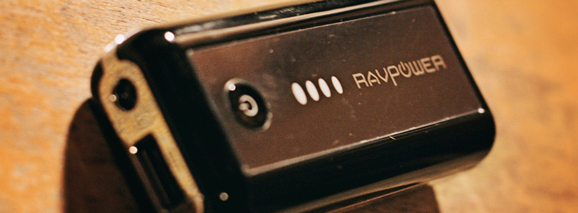 RAVPower Element 5600mAh Battery Pack review (Update)