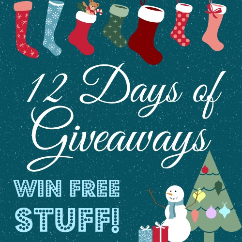 Announcing our '12 Days of Giveaways' promotion! [#12DaysAndroid]