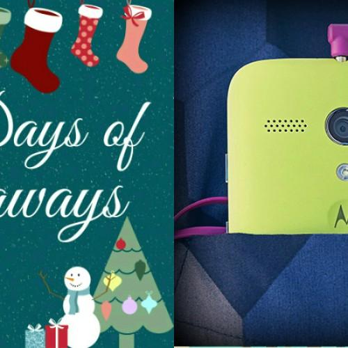 Win a Motorola Moto G [12 Days of Giveaways]