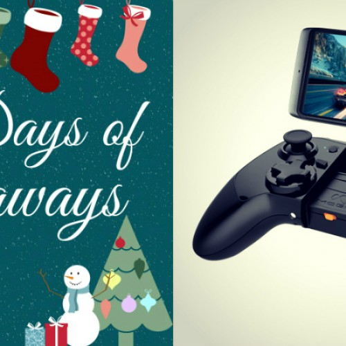 12 Days of Giveaways: Win MOGA Pro Power Controller (DAY 4)