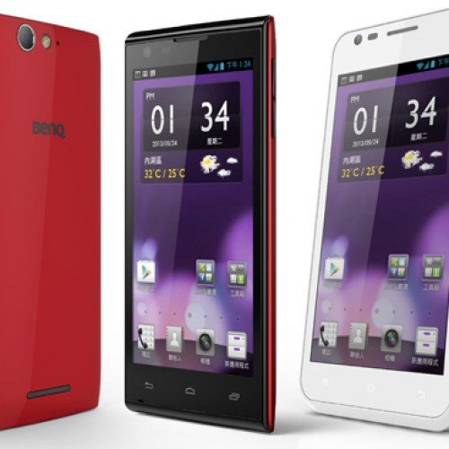 BenQ announces two affordable smartphones – BenQ F3 and A3