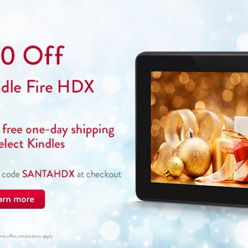 Amazon shaves $30 off Kindle Fire HDX and Kindle Fire HDX 8.9