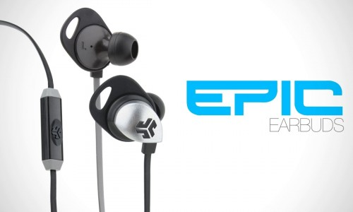 JLab Audio Epic Earbuds review