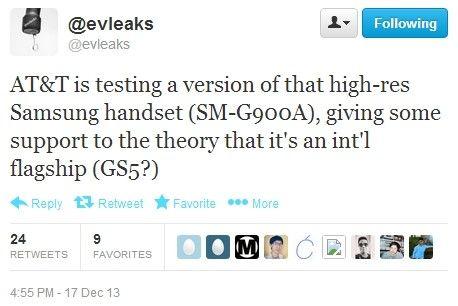 Samsung-Galaxy-S5-ATT-testing
