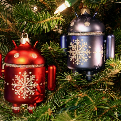 Dead Zebra releasing limited edition Android ornaments