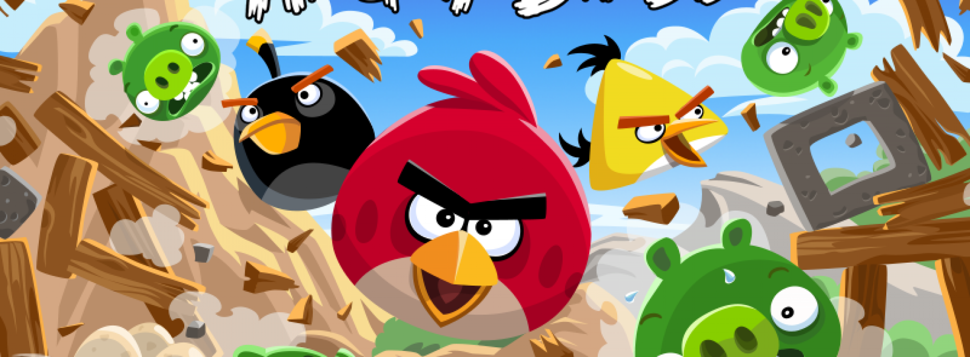 Rovio celebrates 4th birthday of Angry Birds with 15 new 'Birdday Party' levels
