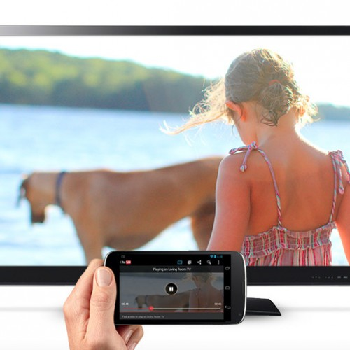 Chromecast-ready apps for Android