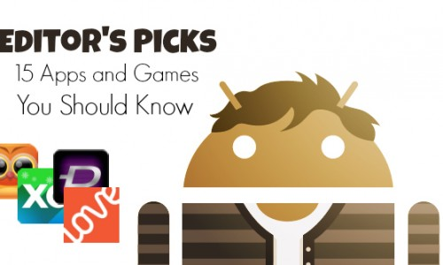 Editor's Picks: 15 Android apps and games you should know (December 20)