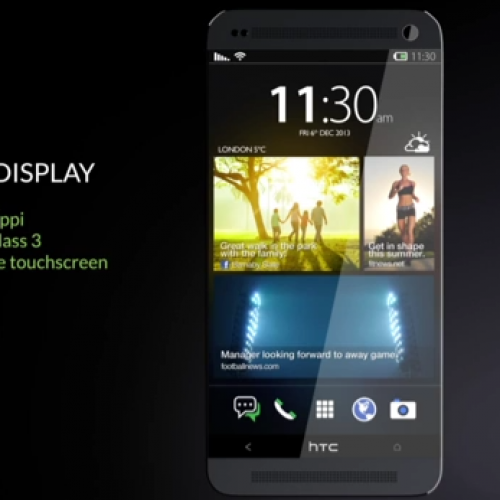 HTC to release HTC One M8 Google Play Edition