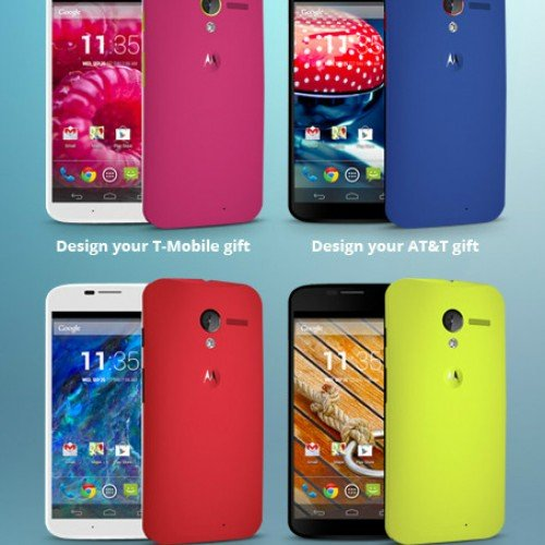 Motorola outlines two-day holiday promo for $350 Moto X
