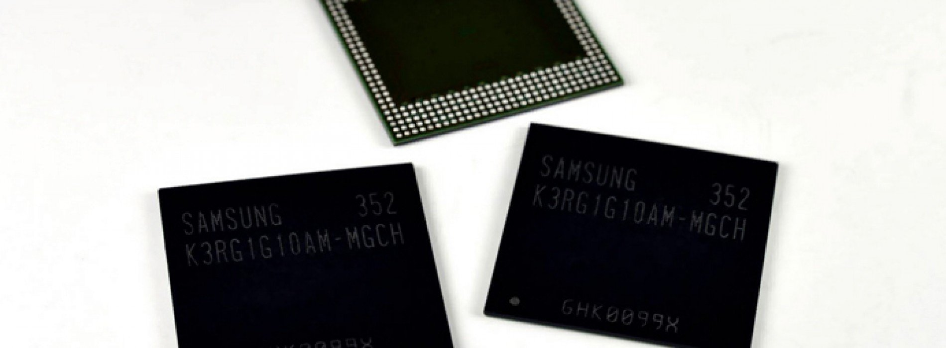 Samsung intros 8Gb LPDDR4 Mobile DRAM for next-gen smartphones