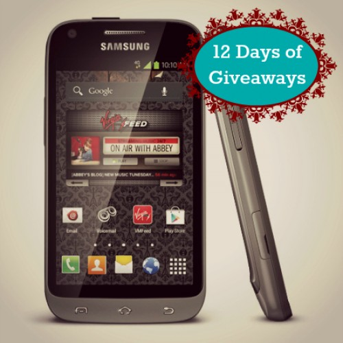 Win a Samsung Galaxy Victory 4G LTE [12 Days of Giveways] (Update)