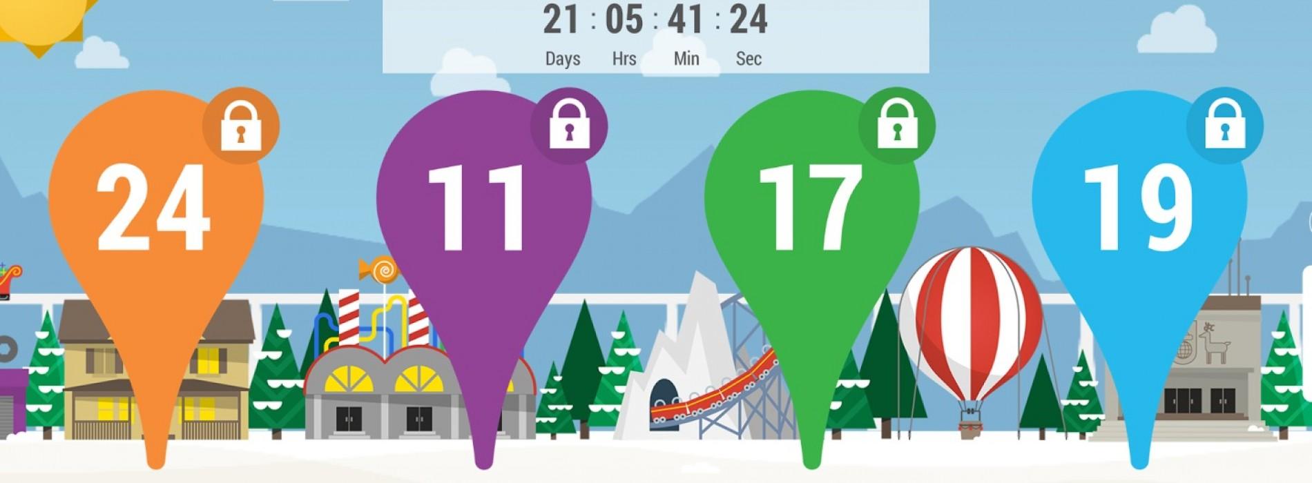 Google Santa Tracker app updated for 2013